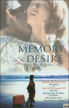 Memoria y deseo [Vídeo DVD] / una película de Niki Caro