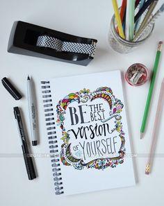 Journal cahier Journal cahier à spirale rêves buts par penandpaint