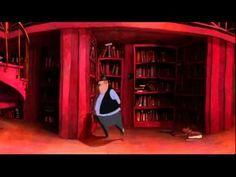 Kerity, la casa de los cuentos. Preciosa película sobre la magia de los cuentos.