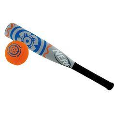 Nerf Baseball Set