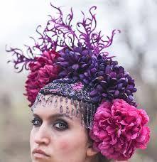 Image result for images of floral belly dance crowns