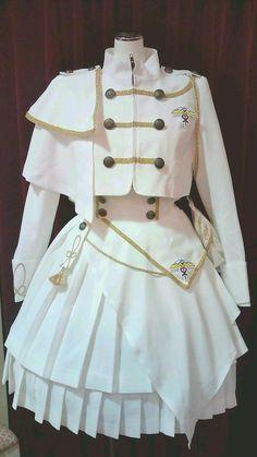 It looks like an antique school uniform mixed with lolita. It looks like an antique school uniform mixed with lolita. Source by benjkimmy. Kawaii Fashion, Lolita Fashion, Look Fashion, Fashion Design, Pretty Dresses, Beautiful Dresses, Mode Lolita, Mode Kawaii, Fantasy Dress