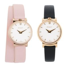 Time to be yourself Double S, Or Rose, Bracelets, Bracelet Watch, Black Women, Fashion Accessories, Parisian, Watches, Luxury