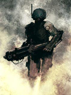 "Torvenius's ""Storm Soldier"""
