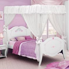 Wedding Bed, My House, Kids Room, Toddler Bed, Children, Furniture, Home Decor, Toddler Bedding Girl, Baby Bedding
