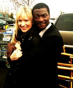 aldis hodge and beth riesgraf dating in real life