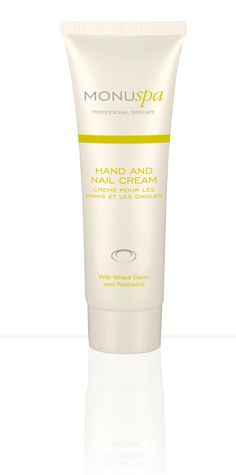 Monu hand and nail cream