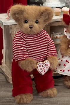 """""""Charming Prince"""" ~ from the Bearington collection"""