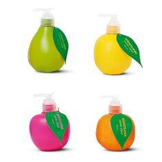 FRUIT SOAP DISPENSERS : Tiger UK