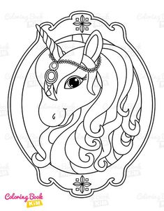 A sweet coloring book full of merry and funny unicorns. Fun adventures of unicorns that meet various animals, fly balloons, dance at the disco, meet fairies and jump on a rainbow. Unicorn Coloring Pages, Coloring Pages For Kids, Coloring Books, Happy Animals, Amazing Adventures, Portrait, Balloons, Fairy, Rainbow