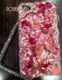 bling cell phone cover « Posh.Tori The Diary of A Pink Diamond