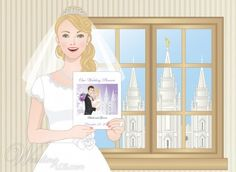 Wedding LDS is a site with all kinds of planners, tips, and other helps for LDS brides