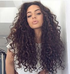 54 Nice Cute Curly Hairstyles for Medium Hair 2017. balayage