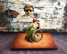 Crazy Grandma-Tickle My Bones by Urszula Landowska
