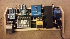 My pedal board! - Album on Imgur