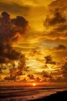 Magical Sunset Clouds Beauty Of Nature Gorgeous Beautiful Scenery