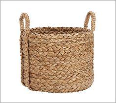 Beachcomber Extra-Large Round BasketPottery Barn$129