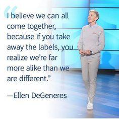 Only word needed... Ellen                                                                                                                                                                                 More
