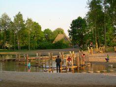 Lindenholt waterspeelplaats