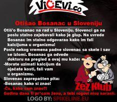Otišao Bosanac u Sloveniju