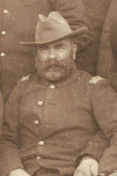 Cpt. Myles Moylan, A Co., 7th Cavalry