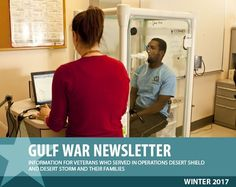 Gulf War Newsletter provides information of interest to Veterans who served in Operations Desert Shield and Desert Storm and their families. Operation Desert Shield, Assessment, Study, War, Studio, Studying, Research, Business Valuation