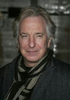 Alan Rickman arrives for the charity performence of Motherland at The Young Vic theatre on of March 2008 in London England Alan Rickman Always, Alan Rickman Severus Snape, Tv Actors, Actors & Actresses, Young Vic, Severus Rogue, Maggie Smith, My Heart Hurts, Meryl Streep