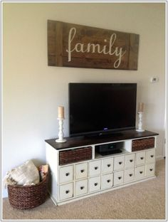 AutumnOstlundDesign: Extra large apothecary TV stand {building}
