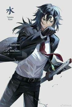 Anime Angel, Anime Demon, Fantasy Characters, Anime Characters, Demon Hunter, Dragon Slayer, Handsome Anime Guys, Slayer Anime, Animes Wallpapers