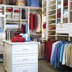 Closet Gallery, St. Louis Closet Organizer
