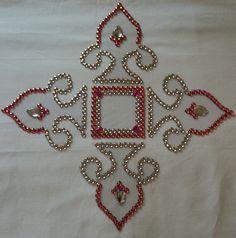 Buy #handmade rangoli for #homedecor from online #crafts store #craftshopsindia