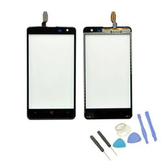 Replacement Touch Screen Digitizer glass for Nokia Lumia 625 + Tools
