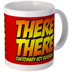 Big Bang Theory themed mug