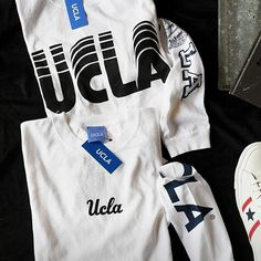 """AUD1836&1837オールドプリント""""UCLA""""ロングスリーブT-shirt. ■Fringe(フリンジ)様web http://fringe-cs.com/ ご紹介有難う御座います。 #fringe #フリンジ #ucla #カレッジ #ロンT #プリント #T #tシャツ #shop #style #fashion #静岡 #三島 #三島市 #東海道 #メンズ #レディース #ユニセックス #Audience"""