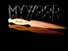 Personalized Letter Opener Engraved Wooden Gifts by MyWoodWallets