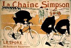 Les Arts Décoratifs - Site officiel - Toulouse-Lautrec (1864-1901) - Chaine Simpson, Toulouse-Lautrec, 1896