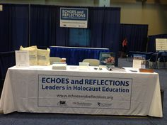 Our exhibit at NCSS and #NCTE13