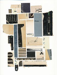 April 14, 2014 melinda tidwell #paper #art #collage