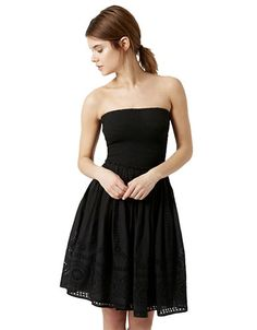 Women's | Dresses | Ruched Bandeau Dress | Hudson's Bay