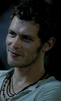 Joseph Morgan aka Klaus on TVD
