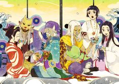 Manga Art, Manga Anime, Anime Art, Mononoke Anime, Popular Anime, Art Memes, Anime Scenery, Aesthetic Art, Japanese Art