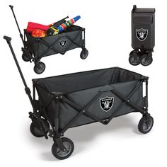 Oakland Raiders Adventure Wagon by Picnic time