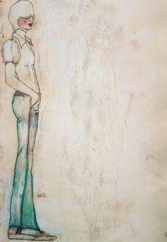 """Pantalón campana"" por Inma Pascual Aparici"