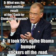 "THE CASH FOR CLUNKERS COST AMERICANS A ""BUNDLE"" and did NOT WORK.     FAIL"