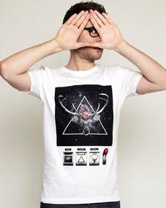 a7937088f58c3 GENERATEUR DE T-SHIRT HIPSTER Norman, Conceptions De Chemise, Tee Shirts.  Narmol