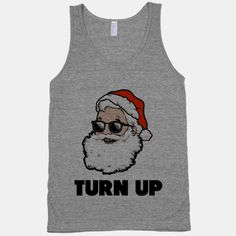 Turn Up (Santa)