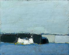 Nicolas de Staël(1914-1955), Plage (Paysage) - 1952. Photo ARTCURIAL - BRIEST-POULAIN-F.TAJAN Huile sur toile. Signée en bas à...