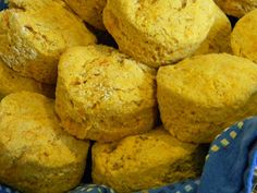 Home Joys: Sweet Potato Biscuits