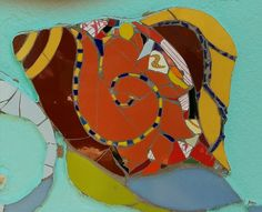 Mosaic Art. Ricardo Stefani & Julia Gurwicz