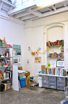 I love lisa congdon's studio